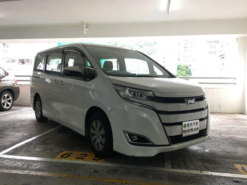 Toyota Noah 2017 Auto