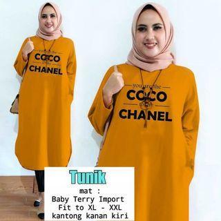 Tunik Coco Chanel BlzAEER