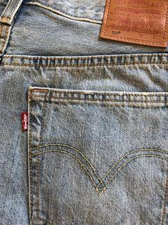 Women's Levi Denim Shorts