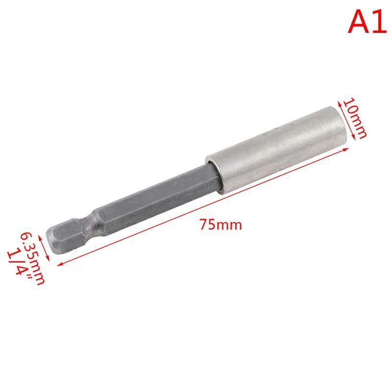 帶磁性連接桿1 / 4X75mm