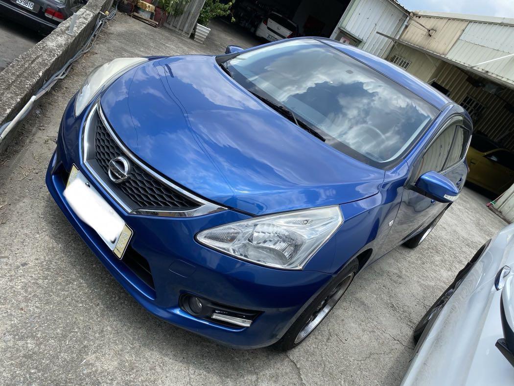 2013 Nissan Tiida 1.6