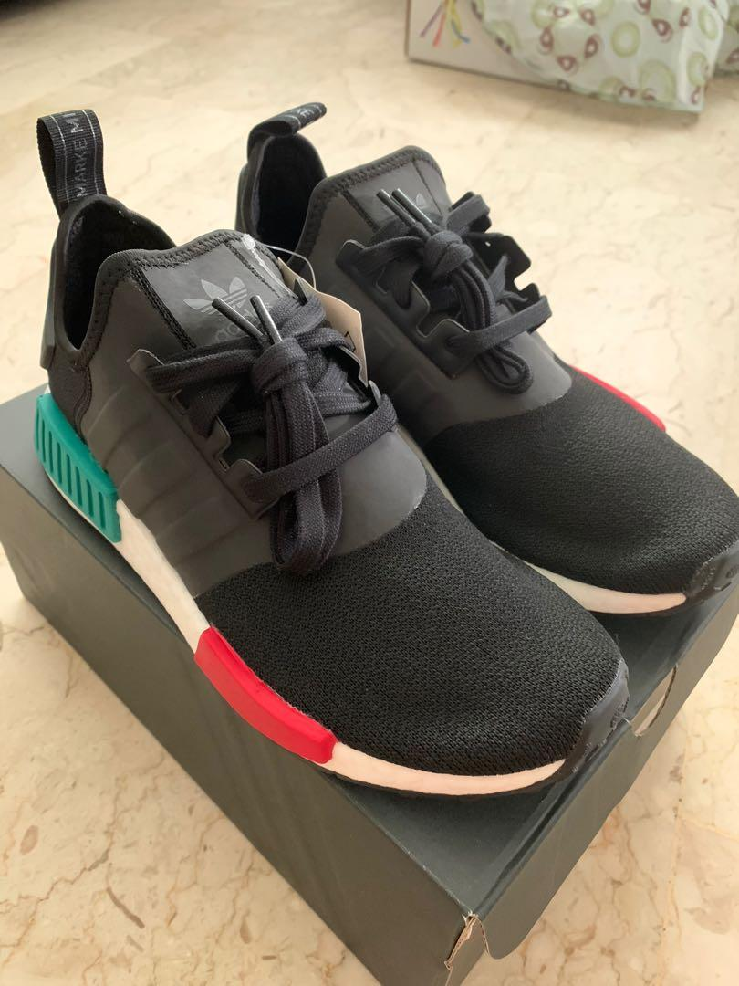 Adidas NMD R1 - jap words, Men's