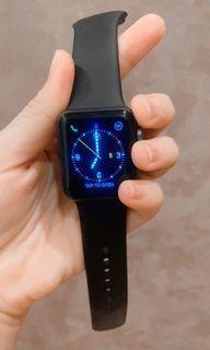 Apple watch series 3 (38mm Space Grey)