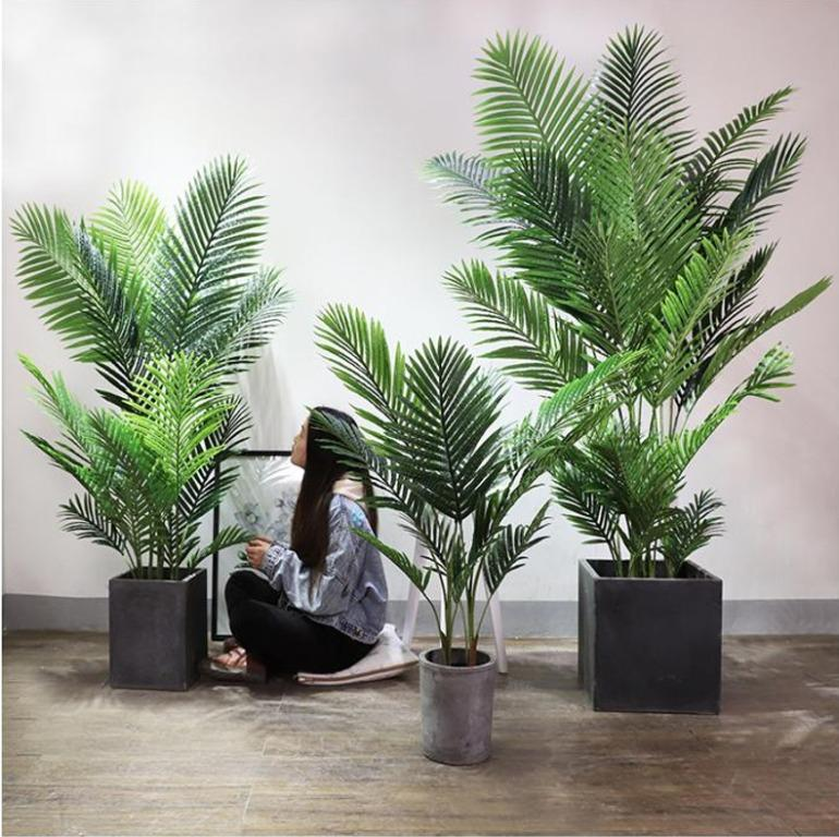 Artificial Plants Large Artificial Trees Indoor Plant P025 P026 Gardening Gardening Tools Ornaments On Carousell