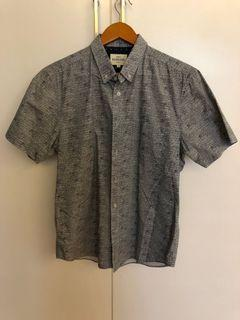 Bakers Tailored Fit Cotton Shirt
