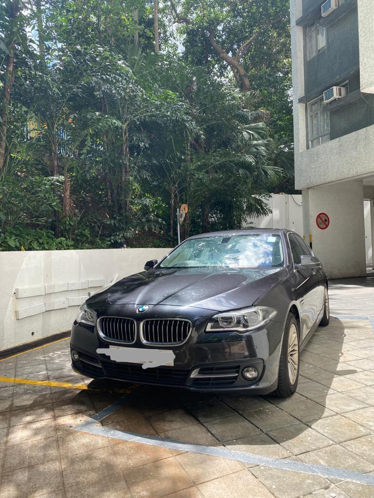 BMW 520i Sport Pro Plus (A)