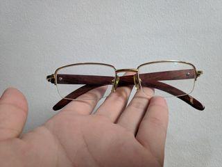 Cartier eye wear