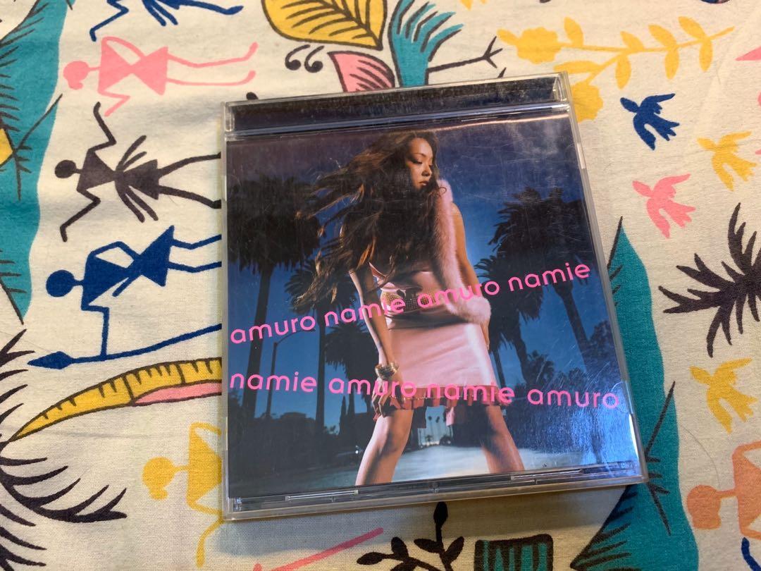 絕版二手CD 安室奈美惠 專輯 不安於室