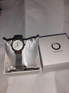 Jam tangan wanita oriflame watch women