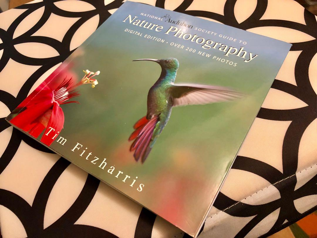 Nature photography book by Tim Fitzharris