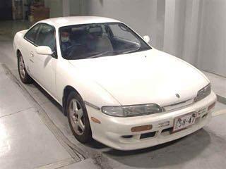 Nissan Silvia S14 Auto