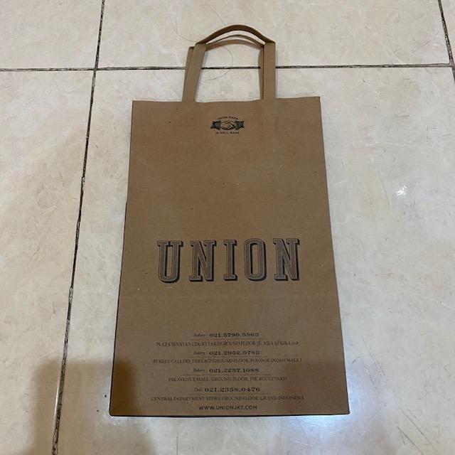 plastik paper bag union