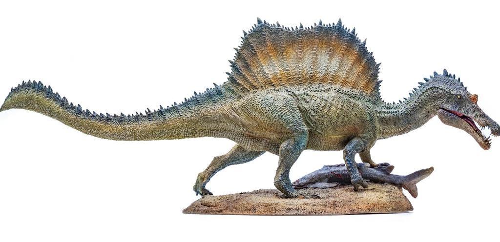 PNSO Essien the Spinosaurus 1:35 Scale Dinosaur Figurine