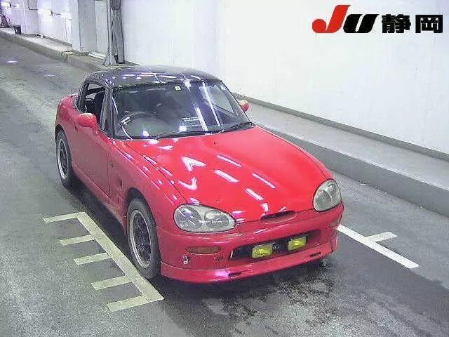 Suzuki captino ea11r Manual