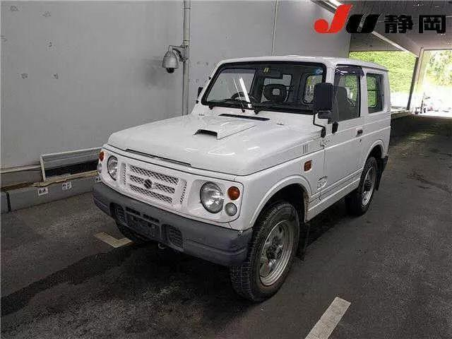 Suzuki Jimny ja12w Manual