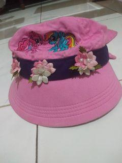 #barang anak Topi