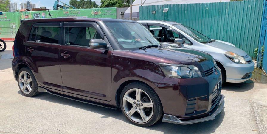 Toyota Corolla Rumion 1.5 G (A)