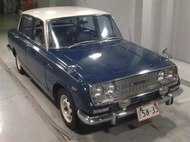 Toyota corona rt40 Auto