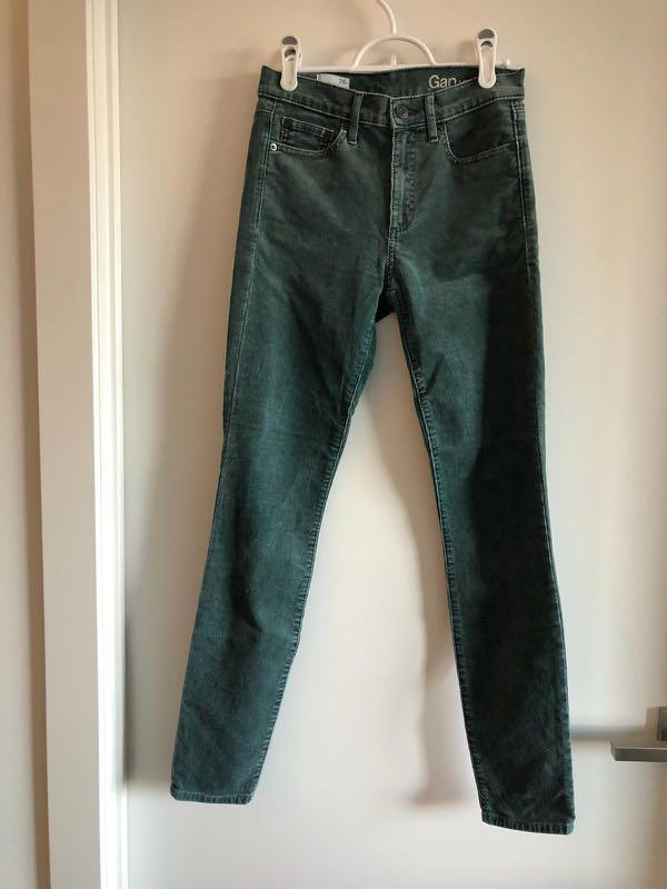 Zara corduroy pants