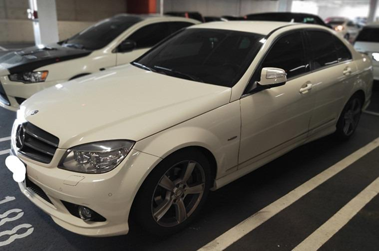 2010 W204 C300