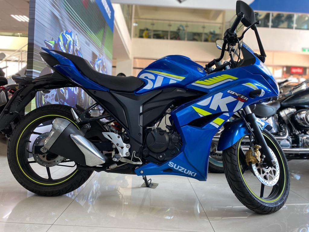 【榮立阿駿】全新售 2018 Suzuki Gixx150 便宜出~請來店賞車