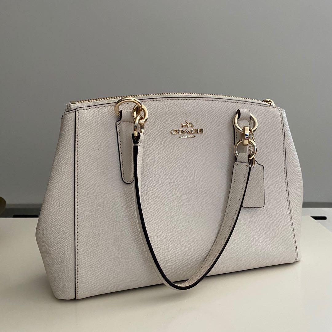 Authentic Coach Mini Surrey Carryall Bag