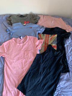 Bundle of 6 Men's Shirts