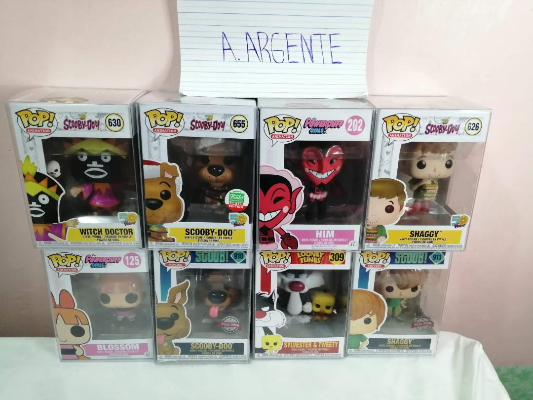 Cartoon Network Funko Pop Scooby Doo Powerpuff Girls Sylvester And Tweety Toys Games Toys On Carousell