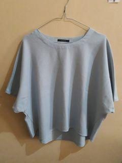 Crop Top icons batwing