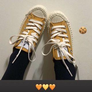 降價💥Excelsior芥黃餅乾鞋💛