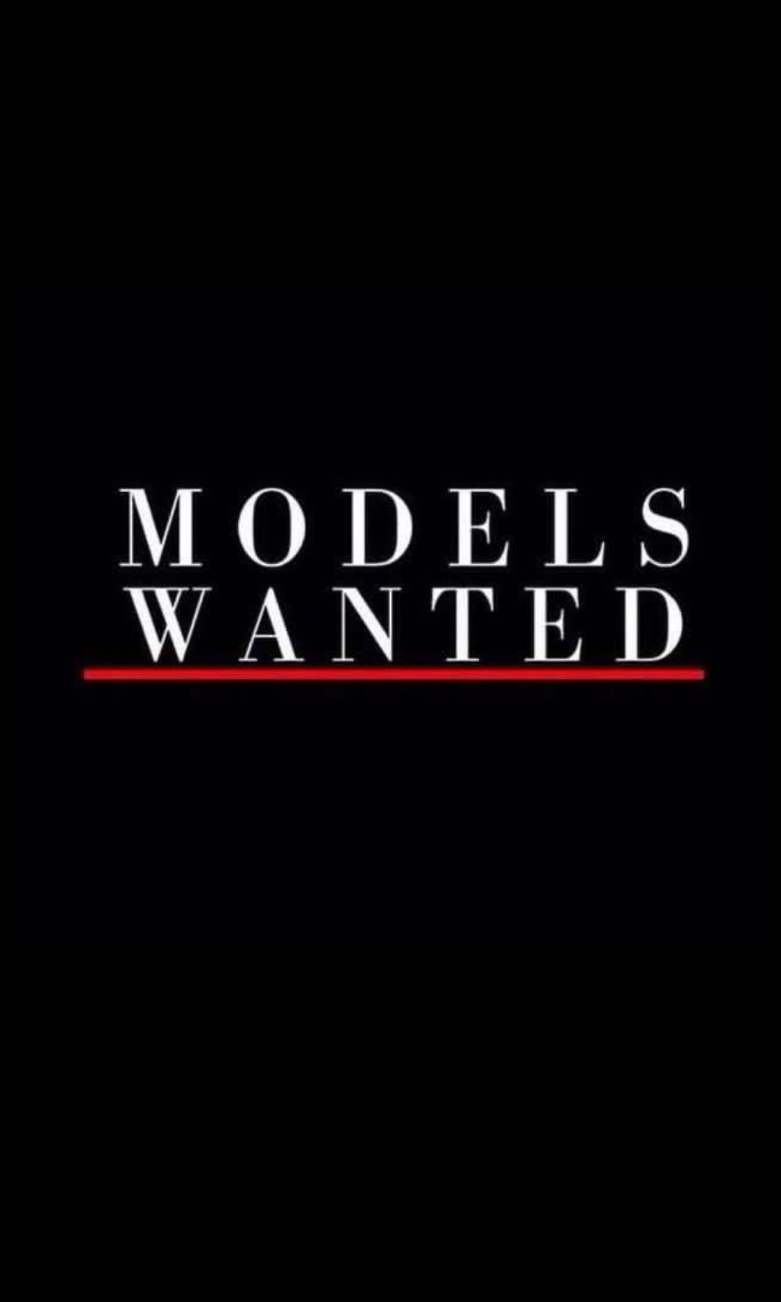 Female Model Needed