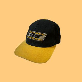 JCI:Vintage Starter 官方 Logo Snapback 後扣棒球帽 90s / 古著老帽 / MLB