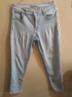 Jegging light blue (jeans)