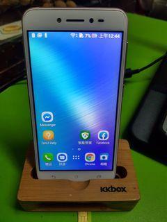 ASUS ZenFone Live 粉色(已過保)單手機無盒裝