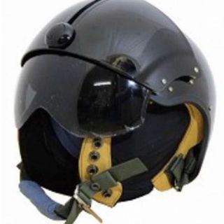 Masei 機師款頭盔 黑色HARLEY 紅 M碼 57-58cm