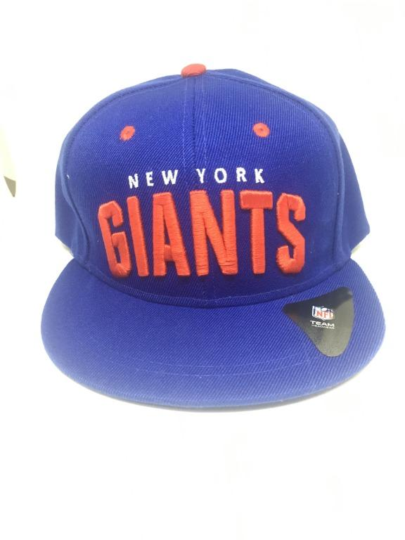 Men's NFL New York Giants Snap-back Ball Cap
