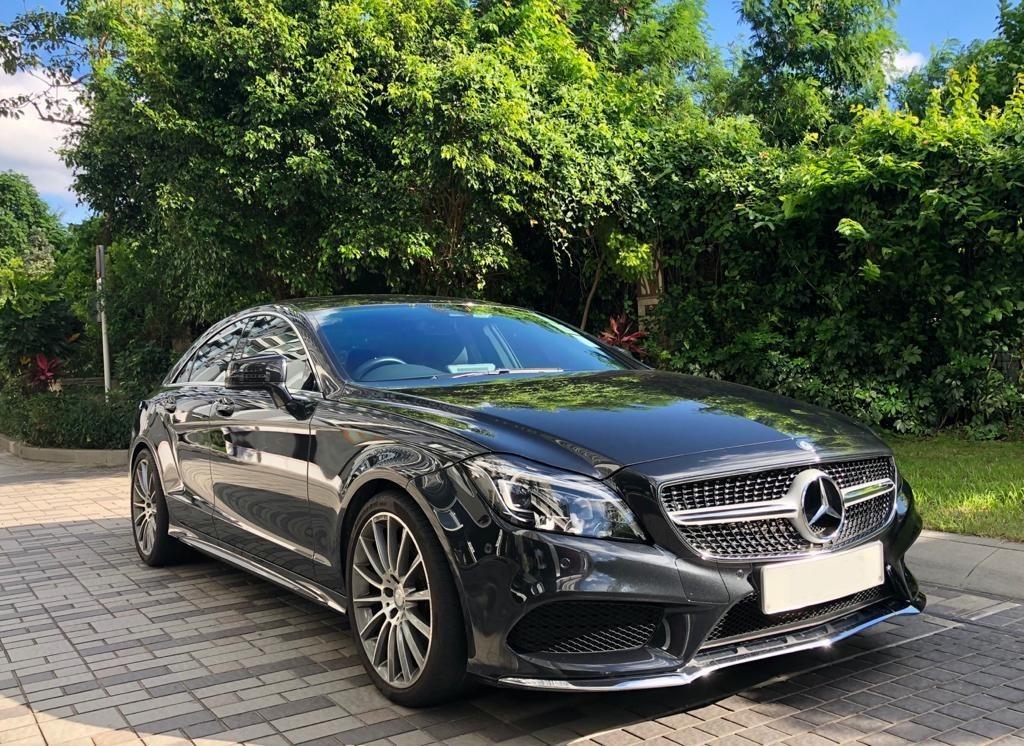 Mercedes-Benz CLS400 2015 2015 Auto