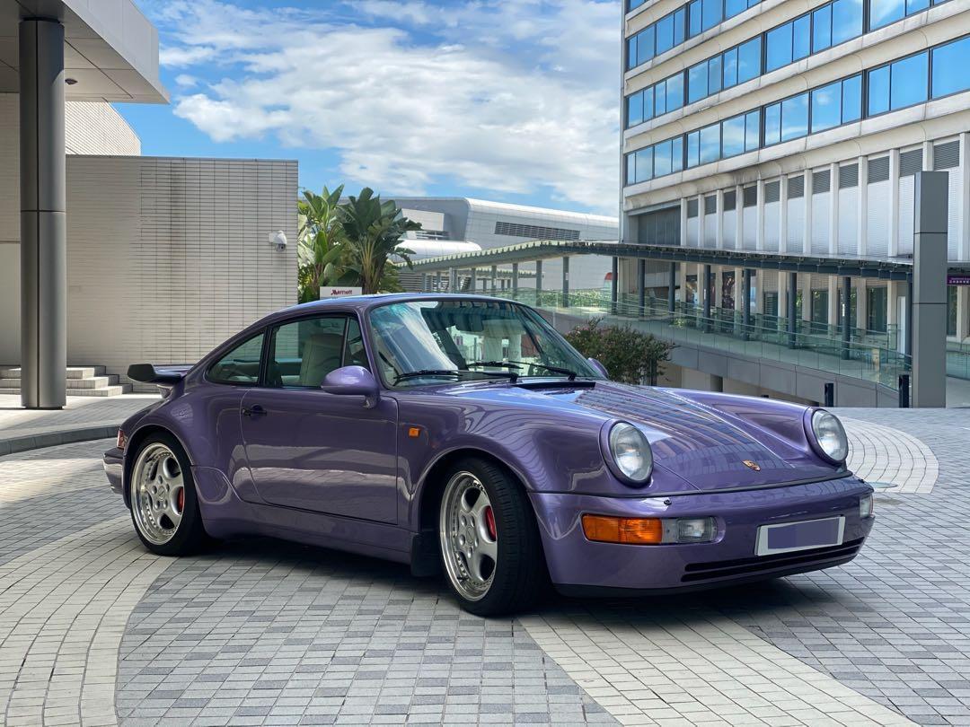 Porsche 964 Turbo 3.6 Auto