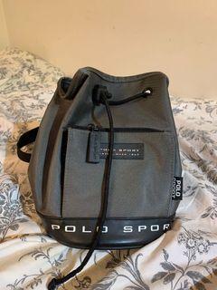 Ralph Lauren polo sport bucket bag