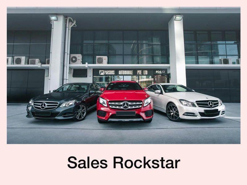 Sales  Rockstar