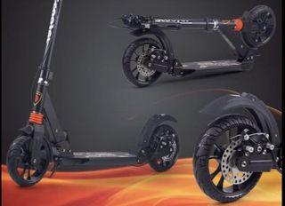 黑色滑板車Scooter (非電動) #carouselljackpot