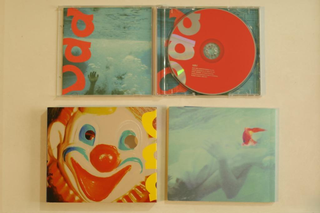 SHINee 第四張專輯「Odd」韓國進口版