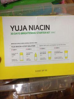 SOME BY MI Yuja Niacin 30Days Brightening Starter Kit / SOMEBYMI