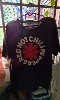 Springfield original tee. Red hot chilli peppers edition