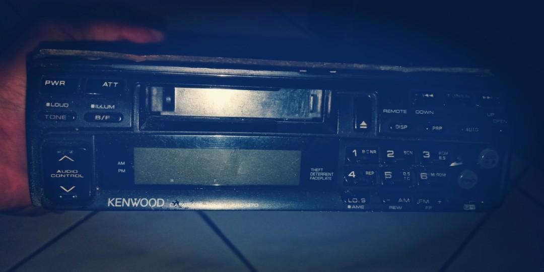 Tape kaset pita