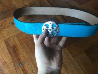 Tory Burch two side belt