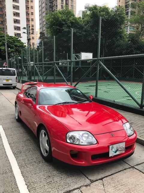 Toyota Supra RZ Auto