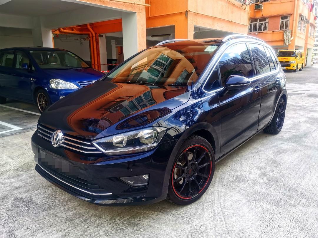 Volkswagen Golf Sportsvan 1.4 Auto
