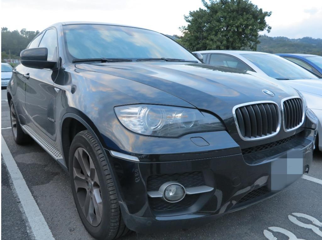 2009 BMW X6 3.0 超低里程只跑7萬 原鈑件 售72萬 db