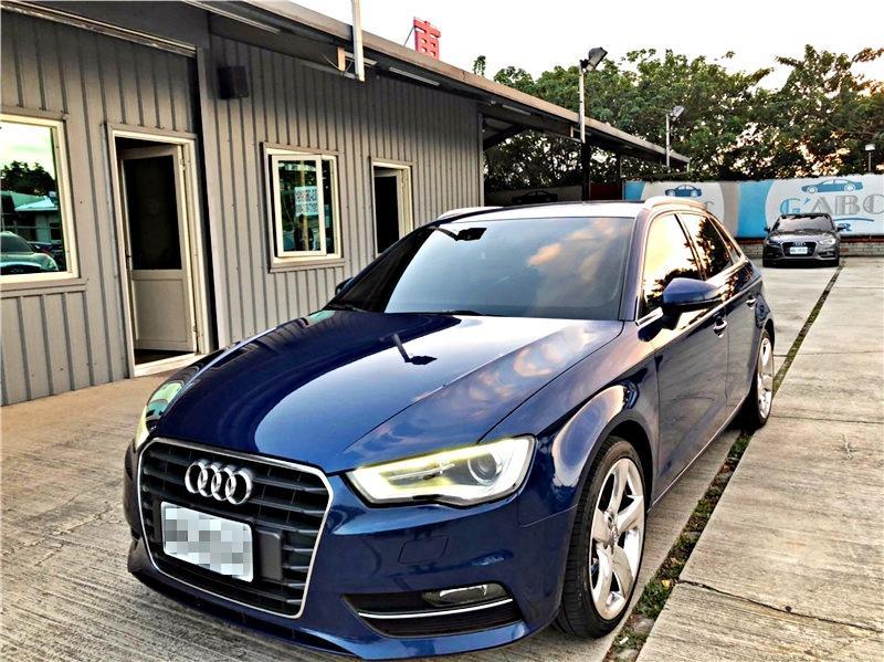 小曾汽車 - 2014年 Audi 奧迪 A3